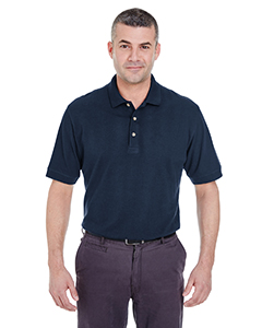 Adult Tall Classic Pique Polo