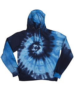 Rainbow Spira`Pullover Hooded Sweatshirt