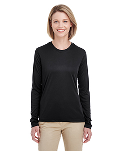 Ladies\' Cool & Dry Performance Long-Sleeve Top