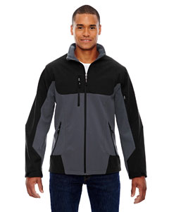 Compass Men's Color-Block Soft Shel`Jacket