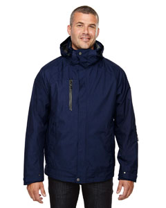 Caprice Men's 3-In-1 Jacket With Soft Shel`Liner