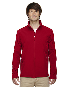 Cruise Men's 2-Layer Fleece Bonded Soft Shel`Jacket