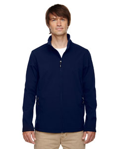 Cruise Men's Tal`2-Layer Fleece Bonded Soft Shel`Jacket