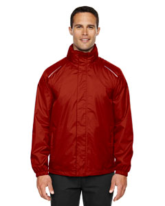 Climate Men's Seam-Sealed Lightweight Variegated Ripstop Jacket