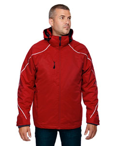 Angle Men's Tal`3-in-1 Jacket with Bonded Fleece Liner