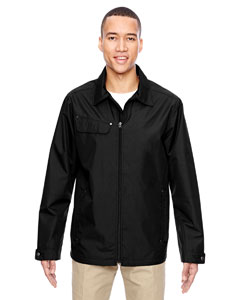 Men's Excursion Ambassador Lightweight Jacket with Fold Down Col