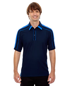 Men's Performance Polyester Pique Polo