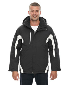 Apex Men's Insulated Seam-Sealed Jacket