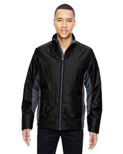 Immerge Men's Insulated Hybrid Jacket with Heat Reflect Technolo
