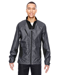 Men's Interactive Aero Two-Tone Lightweight Jacket