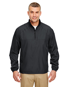 Adult Micro-Poly 1/4-Zip Windshirt