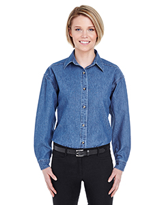 Ladies' Cypress Denim Shirt