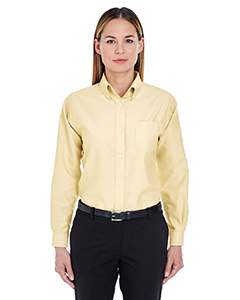 Ladies' Classic Wrinkle-Resistant Long-Sleeve Oxford