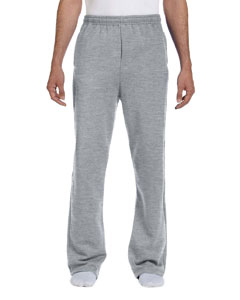 8 oz. NuBlend® 50/50 Open-Bottom Sweatpants