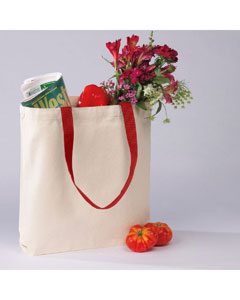 10oz Cotton Canvas Jennifer Tote