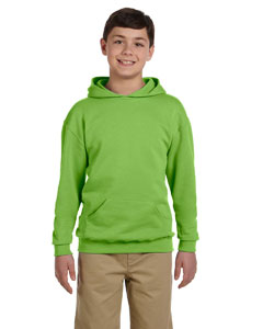 Youth  8 oz. NuBlend® 50/50 Pullover Hood