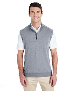 Men's Quarter-Zip Club Vest