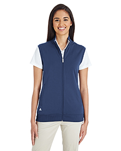 Ladies\' Full-Zip Club Vest