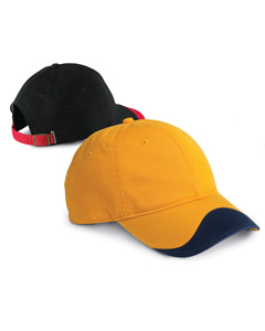Wavy Split-Color Bil`Cap