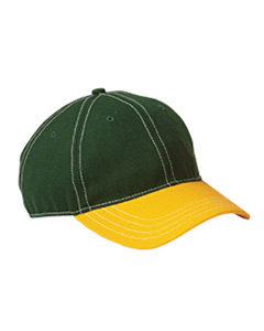 Two-Tone Retro Cap with Velcro® Closure