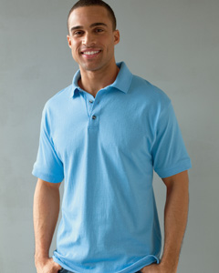 Men's  Stain Repe`and Release Jersey Polo