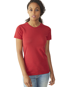 Ladies  3.7 oz. Tear-Away Basic Crew