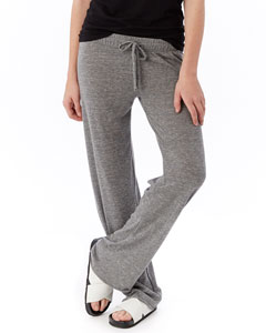 Ladies  4.4 oz. Eco-Heather Long Pants