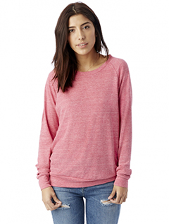 Ladies  4.4 oz. Slouchy Pullover