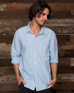 Men's  3.7 oz. Basic Button-Up