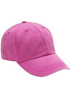 6-Pane`Low-Profile Washed Pigment-Dyed Cap