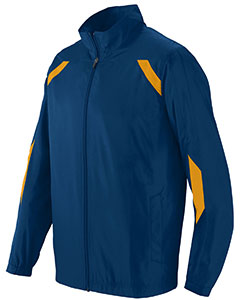 Adult Water Resistant Micro Polyester Jacket