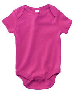 Infant  5.8 oz. Baby Rib Short-Sleeve One-Piece