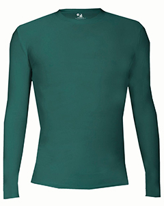 Adult Pro-Compression Long Sleeve Crew