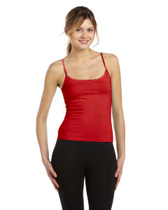 Ladies  6.5 oz. Cotton/Spandex Camisole