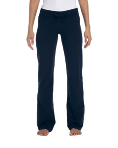 Ladies  8 oz. Stretch French Terry Lounge Pant