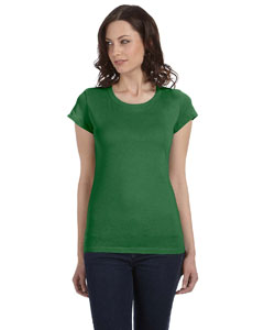 Ladies  3.2 oz. Sheer Jersey T-Shirt