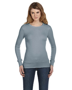 Ladies  4.5 oz. Long-Sleeve Therma`T-Shirt