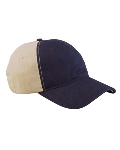 Retro Two-Tone Cap