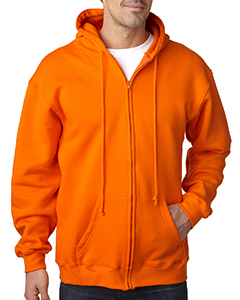 Adult Ful`Zip Hooded Sweatshirt