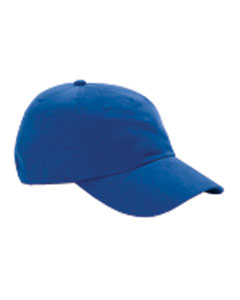 5-Pane`Brushed Twil`Unstructured Cap