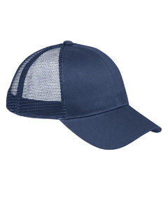 6-Pane`Structured Trucker Cap