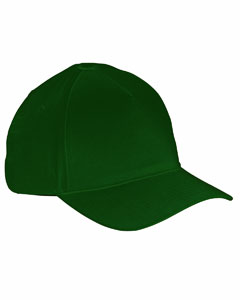 5-Pane`Brushed Twil`Cap