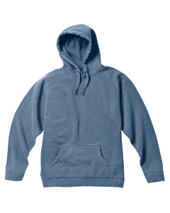 10 oz. Garment-Dyed Hooded Sweatshirt