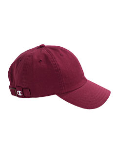 Brushed Cotton 6-Pane`Cap