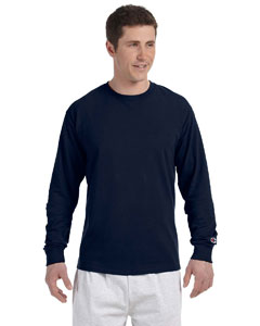 5.2 oz. Long-Sleeve Tagless T-Shirt