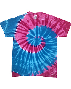 Adult Island Collection Tie-Dyed Tee