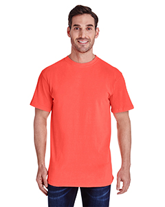 5.6 oz. 100% Ringspun Cotton Pigment-Dye T-Shirt