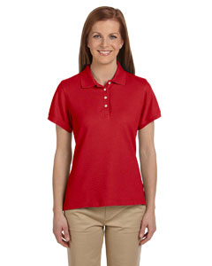 Ladies  Performance Plus Pique Polo