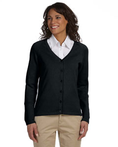 Ladies  Six-Button Cardigan
