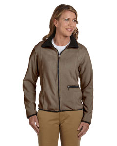 Ladies  Microfleece FulmZip Jacket